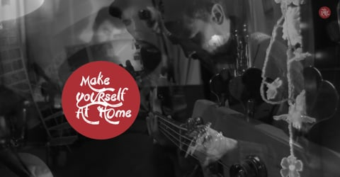 Make yourself at Home Live Sessions