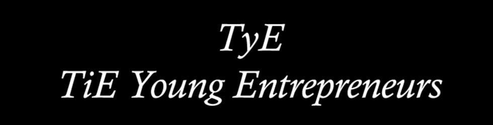 TyE - TiE Young Entrepreneurs