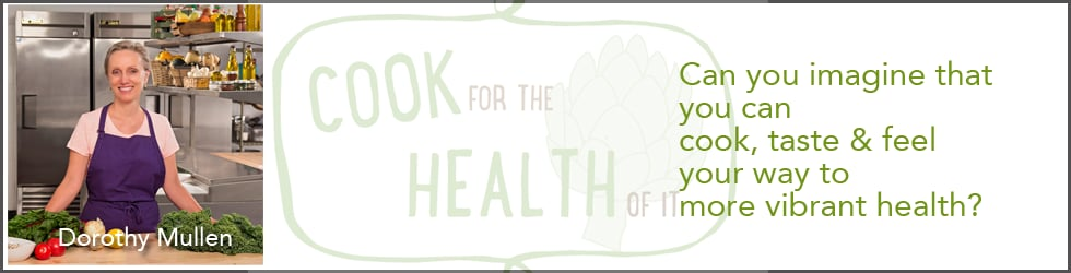 Cook for the Health of It