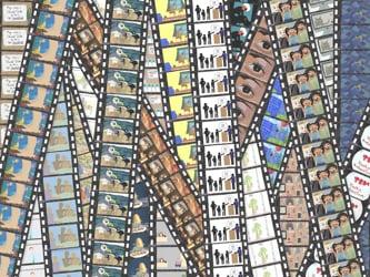 Animatiefilms door RAIMKE