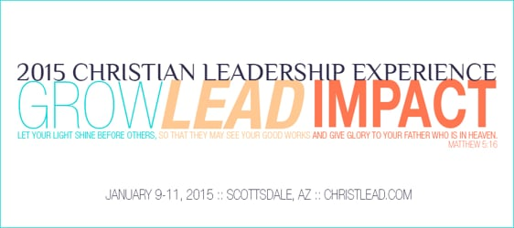 2015 Christian Leadership Experience