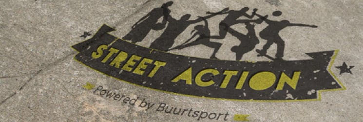 Street Action powered by Buurtsport (ned)