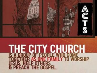 Acts Sermon Series