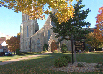 Christ Episcopal Church, Red Wing, MN