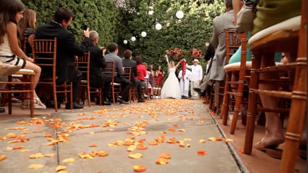 ABOVE THE LINE Cinematic Wedding Videography