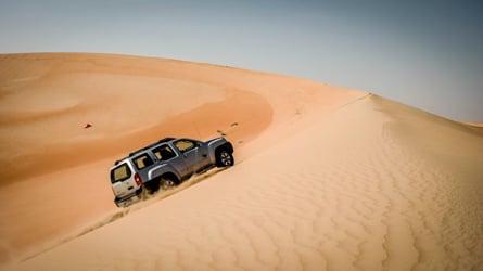 UAE Desert Offroad