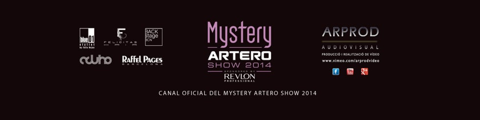 ARTERO Mystery Artero Show 2014