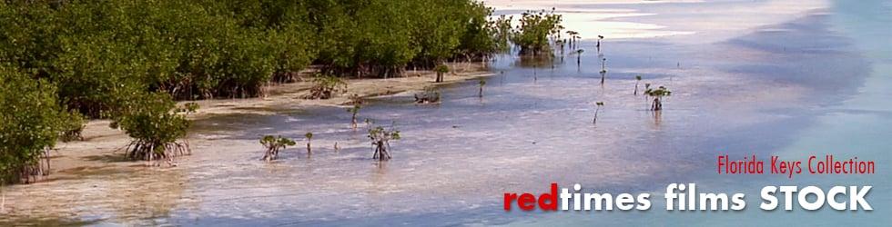 Redtimes Films - STOCK - Florida Keys Collection