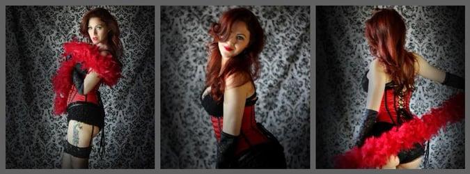 Cherry Lola Burlesque