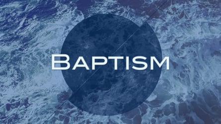 Catalyst Church Baptisms