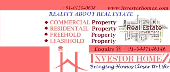Real Estate Project in Delhi NCR - Property in Noida Extension