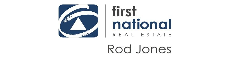 First National Rod Jones TV