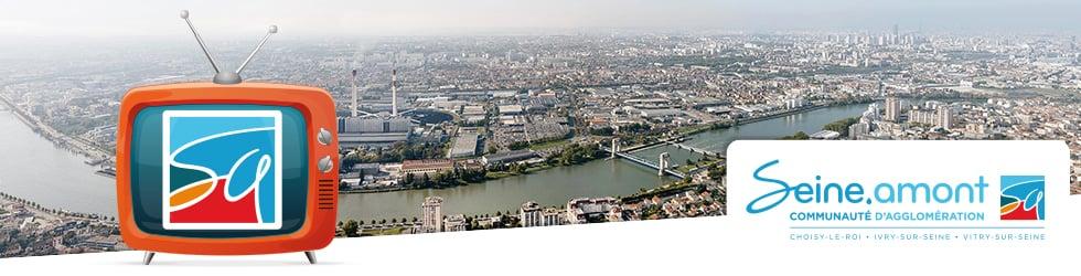 La communauté d'agglomération Seine-Amont