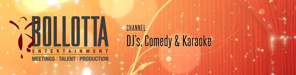 DJ's, Comedy & Karaoke