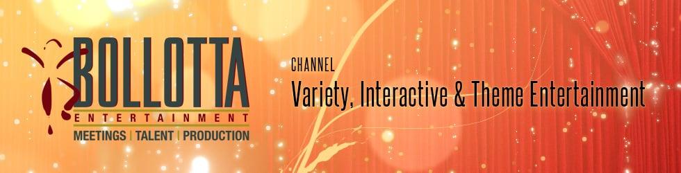 Variety, Interactive & Theme Entertainment
