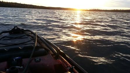 Pêche en Kayak avec Scorpio-LD sur Viméo