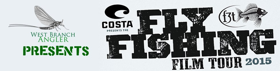Fly Fishing Film Tour 2015 Previews