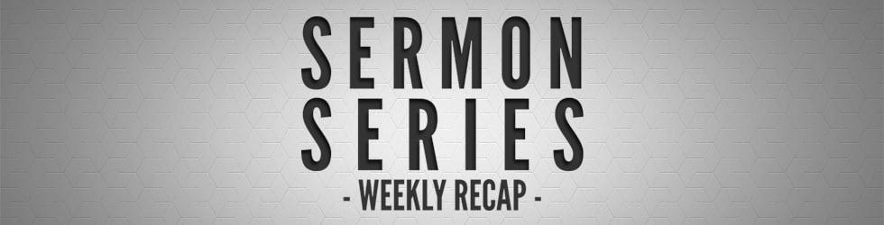 Sermon Series Studies