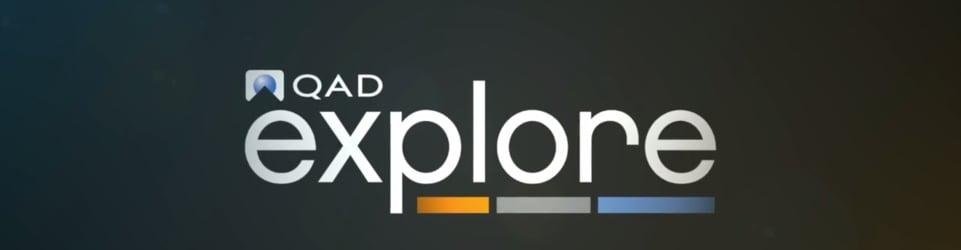 QAD Explore 2015