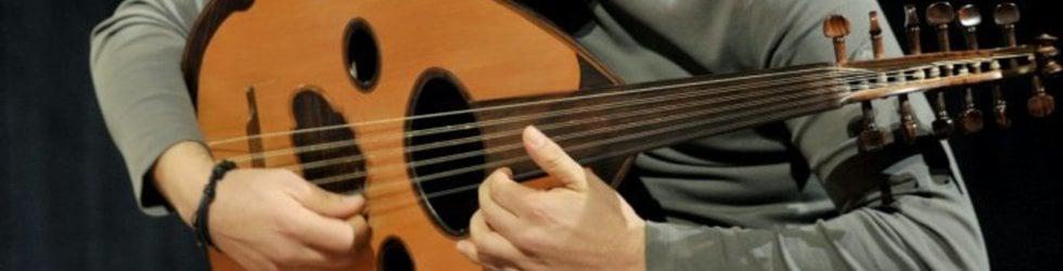 Hamdi Makhlouf : Oud, Jazz and Experimental music