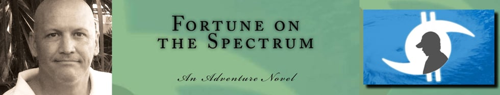 Mark Ferdinand - Author of Fortune on the Spectrum