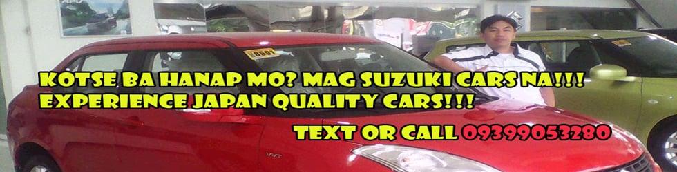 Suzuki Car Review Philippines