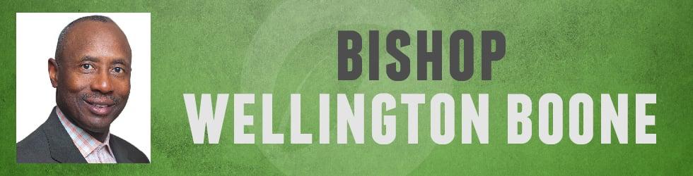 Special Guest: Bishop Wellington Boone