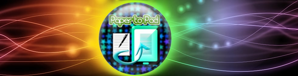 Paper To Pad