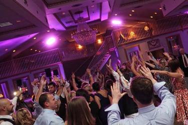 Weddings with DJ Taz Sellers