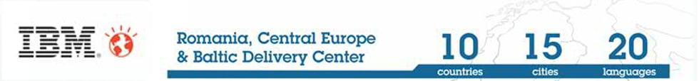 Romania, Central Europe & Baltic Delivery Center, IBM