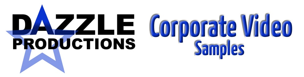 Dazzle Productions Corporate Video Samples