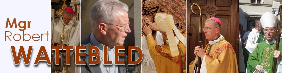 Mgr Robert Wattebled