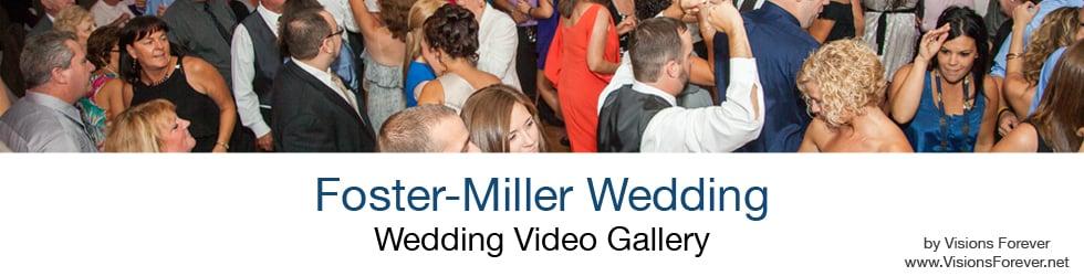 Wedding - 10-11-14 Foster-Miller