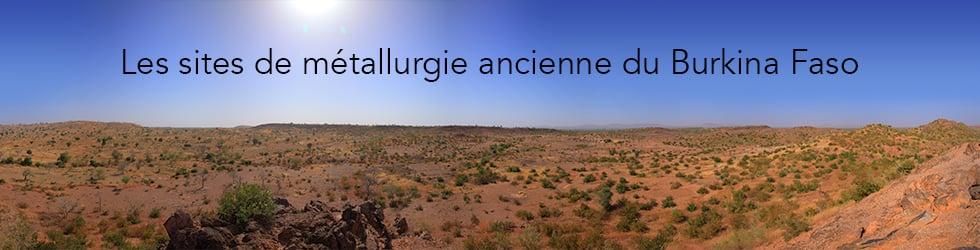 Les sites de métallurgie ancienne du Burkina Faso