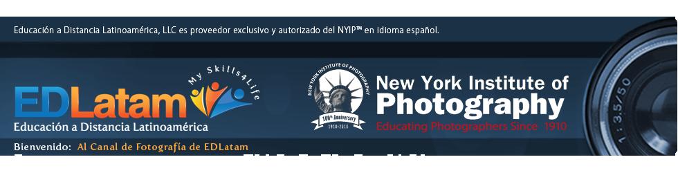 Consejos de Fotografía: Fotobotanas EDLatam - NYIP