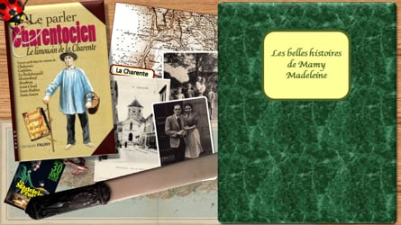 Les petites histoires de Mamy Madeleine