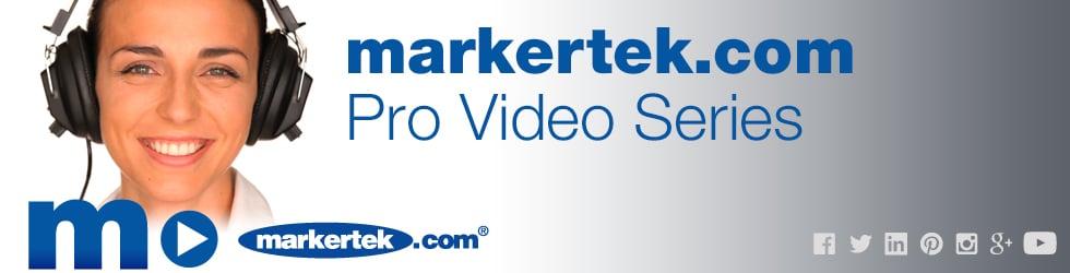 Markertek Pro Video Series