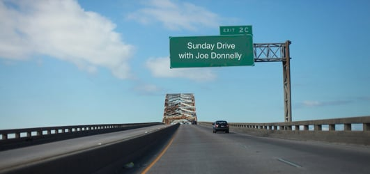 Sunday Drive with Joe Donnelly