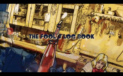 THE FOOL´S LOG BOOK