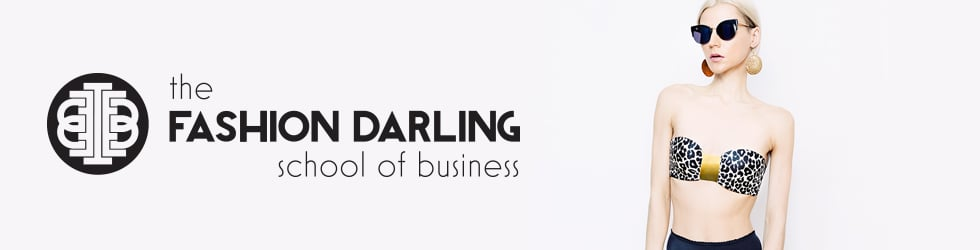 The Fashion Darling school of business