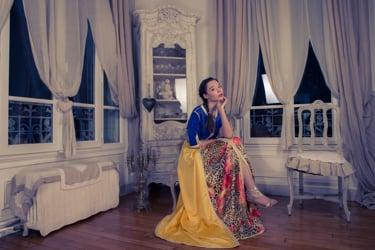 Marika Elegancy - Location de Caftans haute couture en Ile-de-France