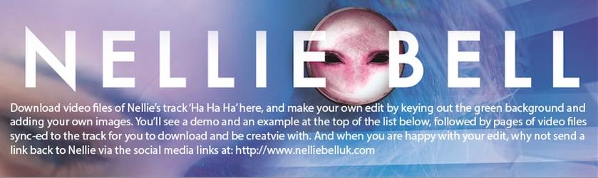 Nellie Bell - Ha Ha Ha