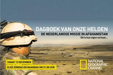 Dagboek van Onze Helden: National Geographic Channel