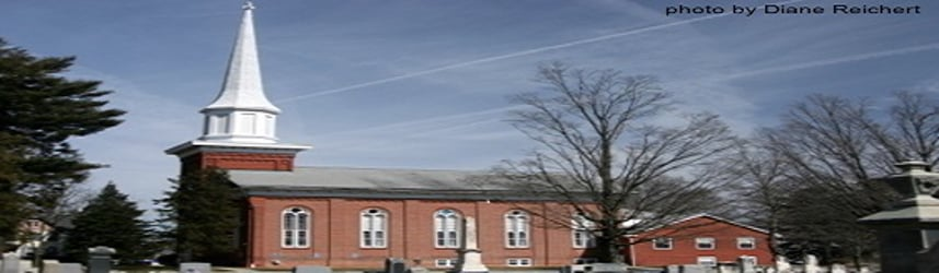 Pittsgrove Presbyterian Church - Daretown NJ