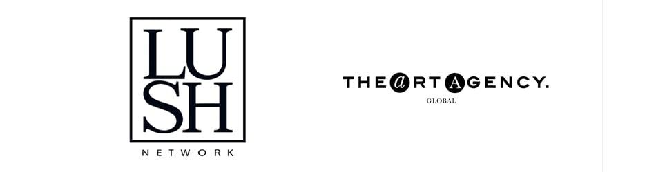 Lush Network x Art Agency
