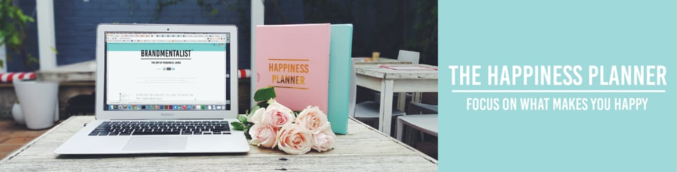 The Happiness Planner : Focus on What Makes You Happy