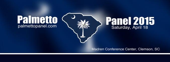 Palmetto Panel 2015