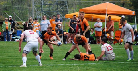 University of Tennessee Men's Rugby