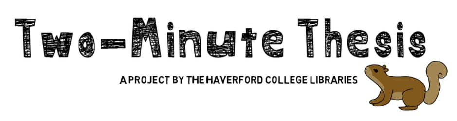 Two-Minute Thesis