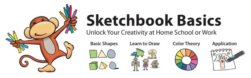 101 Sketchbook Basics